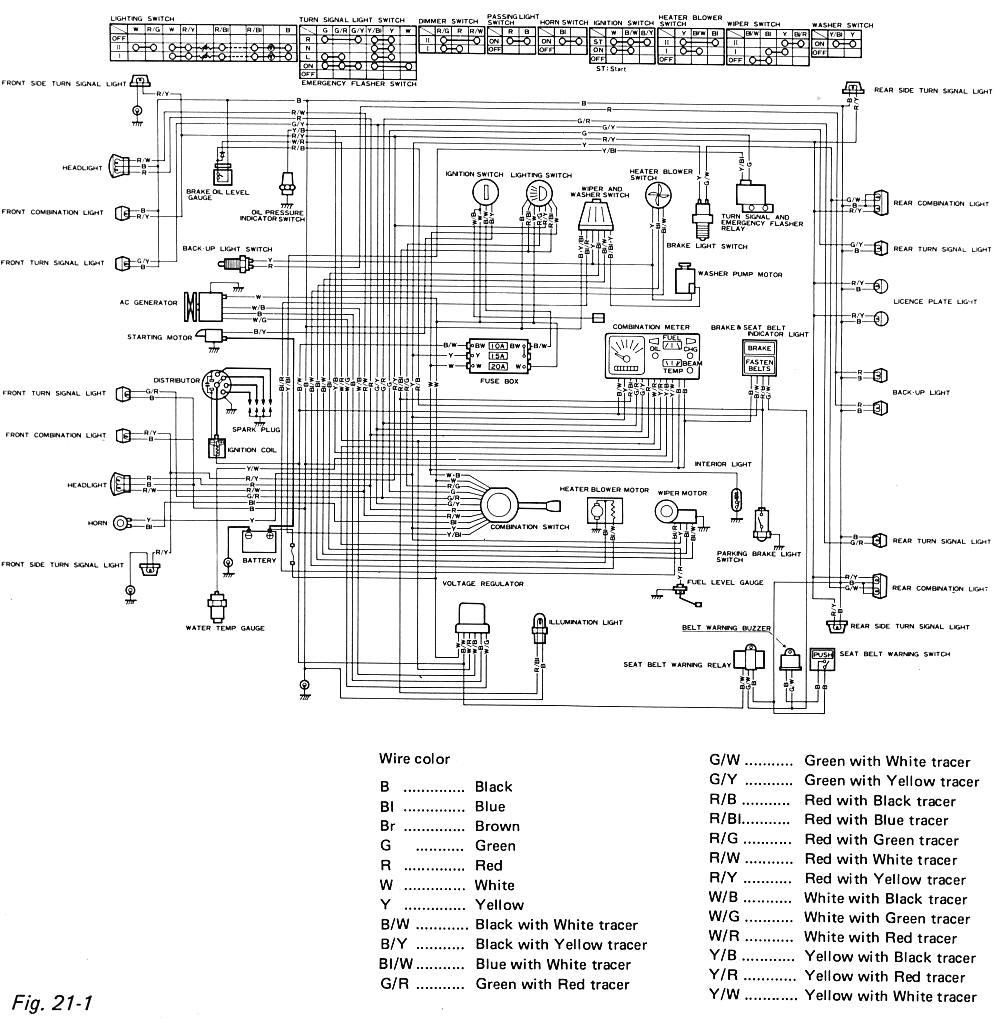 Suzuki Lj80 Technische Documentatie